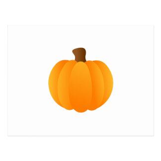 Applique Pumpkin Postcard