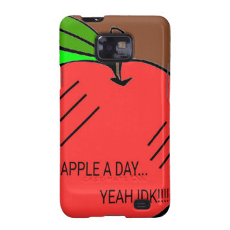 Apply A Day Samsung Galaxy S2 Cases