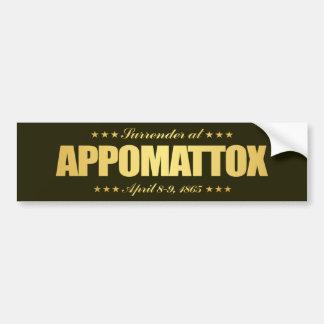 Appomattox (FH2) Bumper Sticker