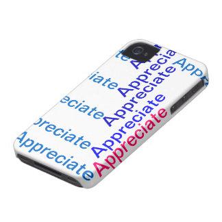 Appreciate IPhone Case iPhone 4 Case