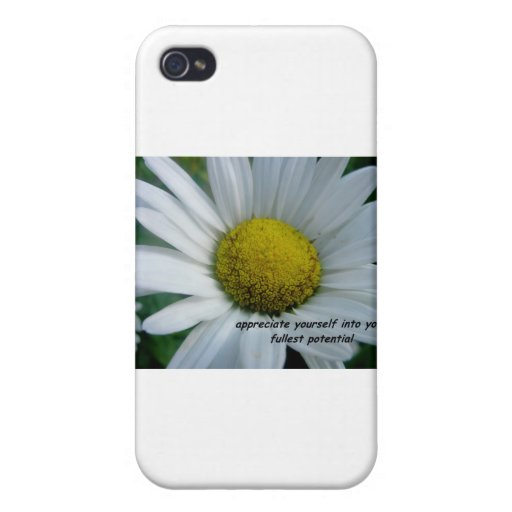 appreciate yourself case for iPhone 4