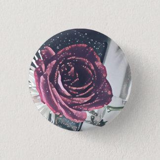 Appreciation Rose 1 Inch Round Button