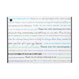Appreciation series - Thank you dad for... iPad Mini Case