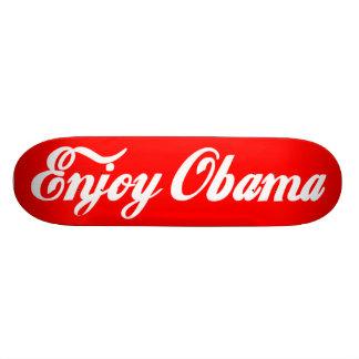 Appréciez Obama Skateboard