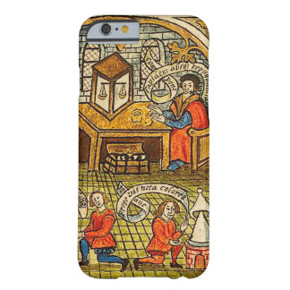 Apprentices in a Medieval Laboratory Barely There iPhone 6 Case
