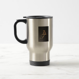 """Apprised Treasure""  Stainless Steel Travel Mug"