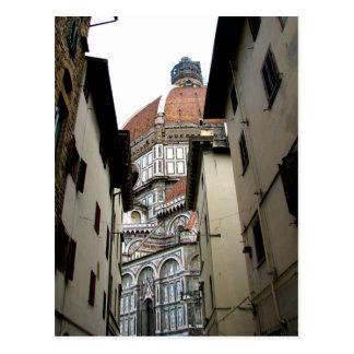 Approaching Basilica Postcard