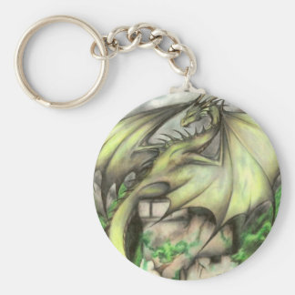 Approaching Storm Keychain