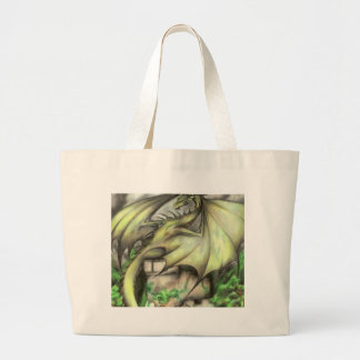 Approaching Storm Large Tote Bag