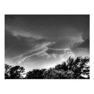 Approaching Storm Postcard