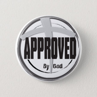 Approved by GOD button