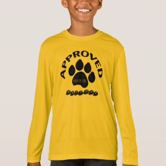 Approved Chinese Dog Year 2018 personalized kids T T-Shirt