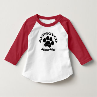 Approved Chinese Dog Year 2018 personalized T Tee