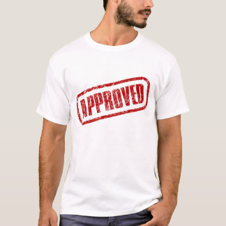 Approved Stamp T-Shirt