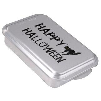 Approvisionnements heureux de partie de Halloween Moule À Gâteaux