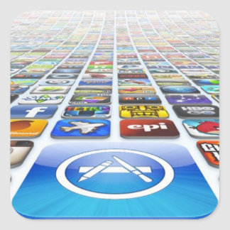 Appstore Apps Sticker