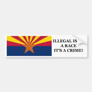 Appui Arizona Autocollant De Voiture