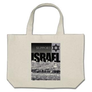 Appui Israël Sac Fourre-tout