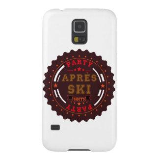 Apres Ski Party Logo Case For Galaxy S5