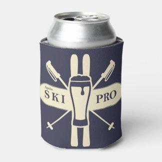 Apres ski pro can cooler