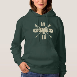 Apres ski pro women's hoodie