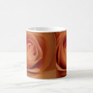 Apricot Beauty Rose Mug
