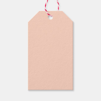 Apricot Gift Tags