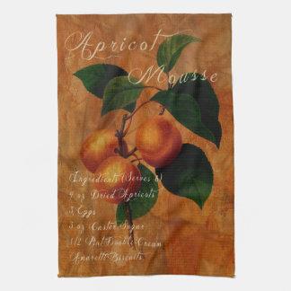Apricot Mousse Hand Towels
