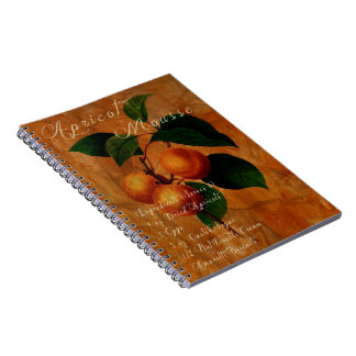 Apricot Mousse Notebook