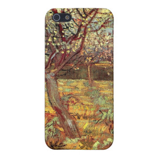 Apricot Trees in Blossom by Vincent van Gogh iPhone 5 Cases