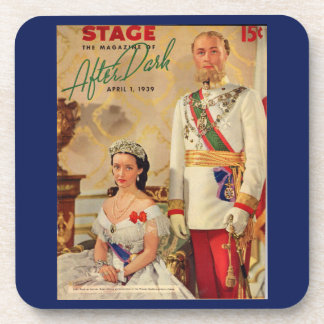 April 1939 Stage Magazine cover Coaster