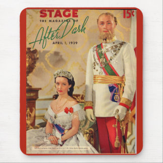 April 1939 Stage Magazine cover Mouse Pad