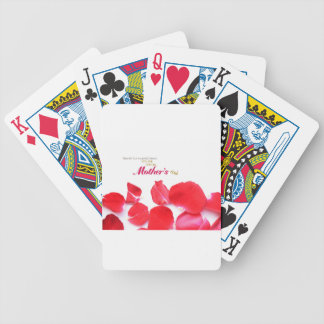 April #2 bicycle playing cards
