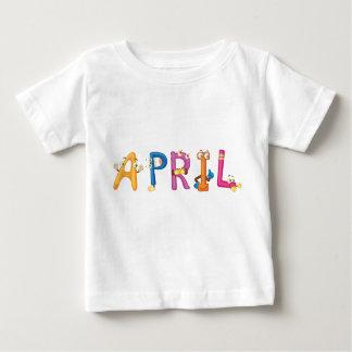 April Baby T-Shirt