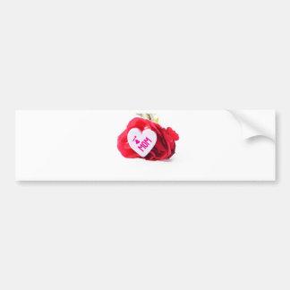 April Bumper Sticker