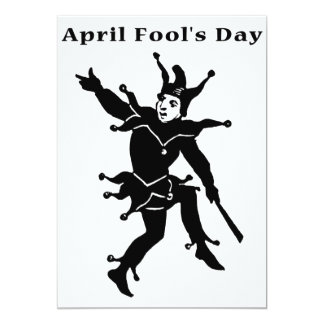 April Fools' Day Card