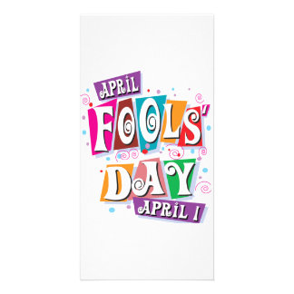 April Fools Day Picture Card
