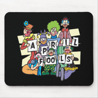 April Fools Mouse Pad