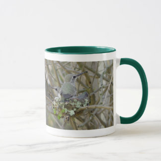 April Hummingbirds Mug
