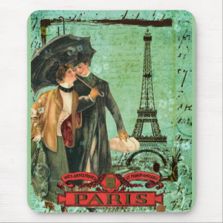 April in Paris Mousepad