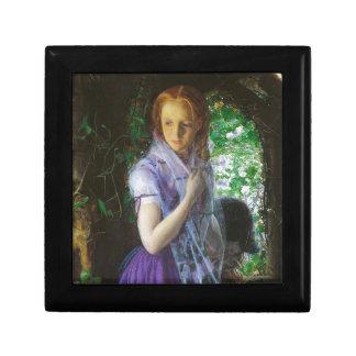 April Love by Hughes Keepsake Box