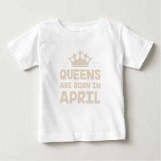 April Queen Baby T-Shirt