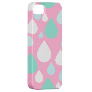 April Showers Design | Pink iPhone 5 Cases