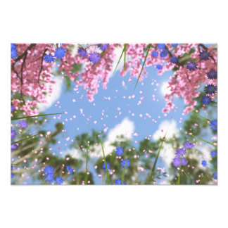 April Showers Photo Print