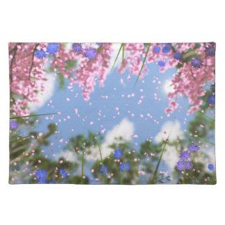 April Showers Placemat