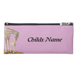 April The Giraffe Pencil Case