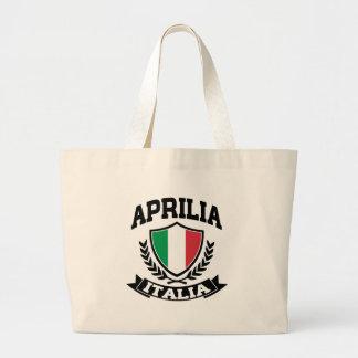 Aprilia Italia Large Tote Bag
