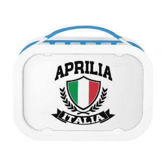 Aprilia Italia Lunch Box