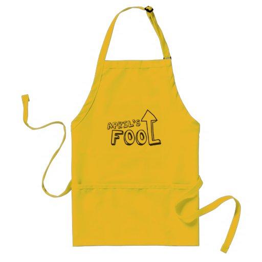 April's Fool Apron