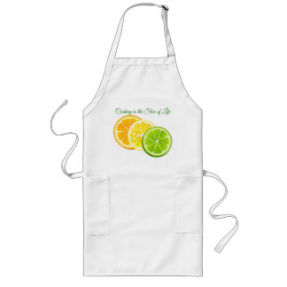 Apron-Cooking is the Slice of Live Long Apron
